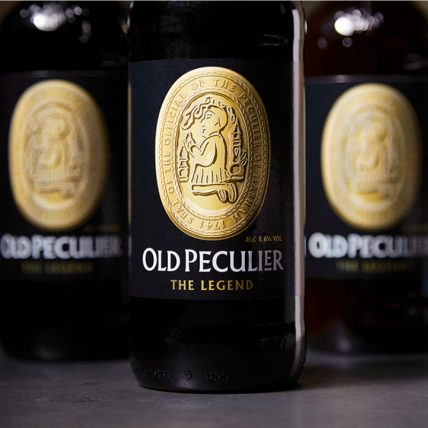 Old Peculier redesign