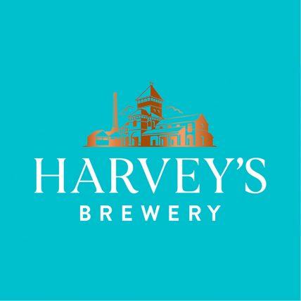 Harvey's Brewery rebrand