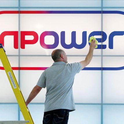 Branding an energy giant