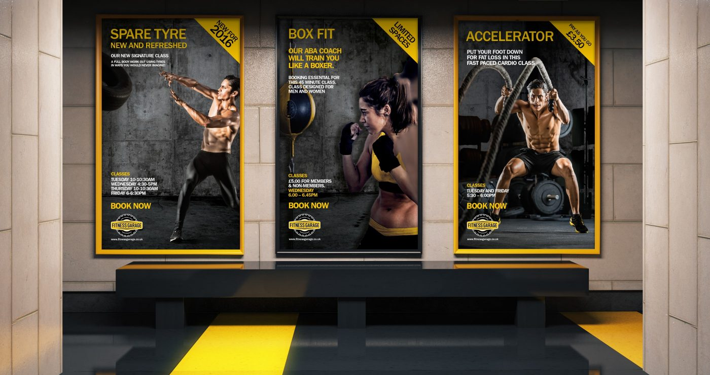 A new brand concept for functional fitness wpa pinfold