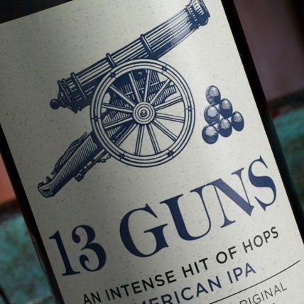 Acclaimed craft beer branding