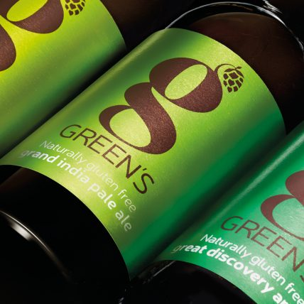 Green's features in Brand Experience Magazine