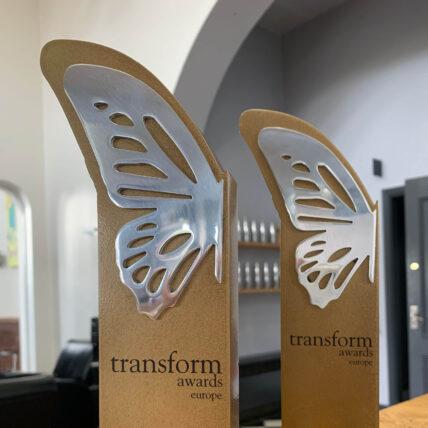 Gold winning, transformative design